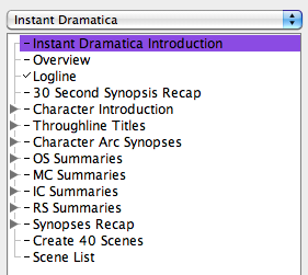 story expert for mac or windows technology discuss dramatica