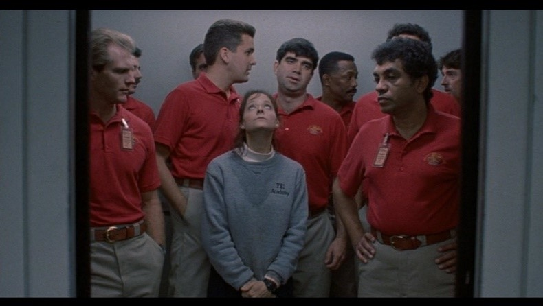 Clarice in a man's world